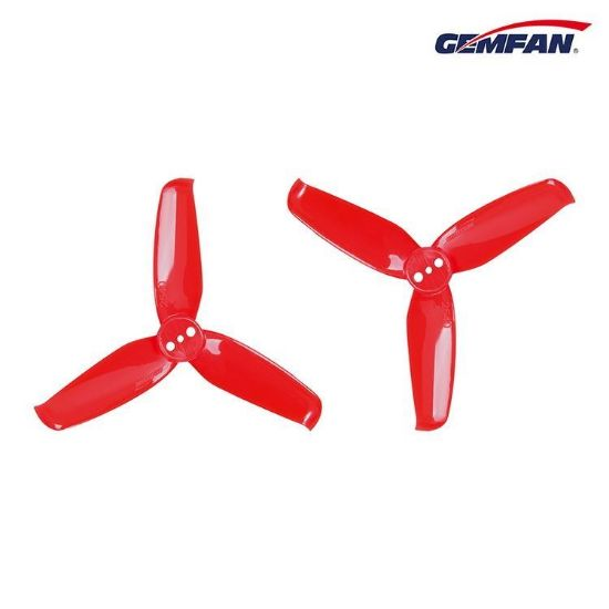 GEMFAN FLASH 2540 2.5 Inches 64mm 3 blade contra rotating propellers