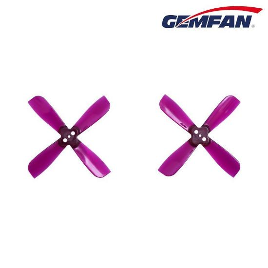 Picture of GEMFAN 2035BN 2Inches  51mm 4Blades contra rotating propellers
