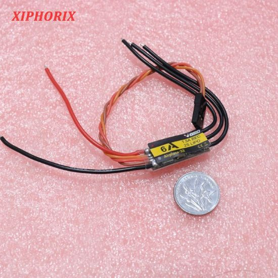 Picture of V-GOOD 32-Bit Airplanes 6A Brushless  ESC For 2S LiPo Battery