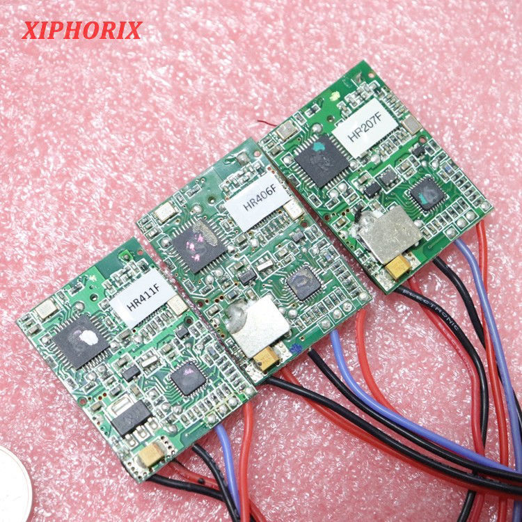 Picture of SPEKTRUM AS6410NBL DSM2 DSMX 6-Channel AS3X Receiver with Brushless ESC