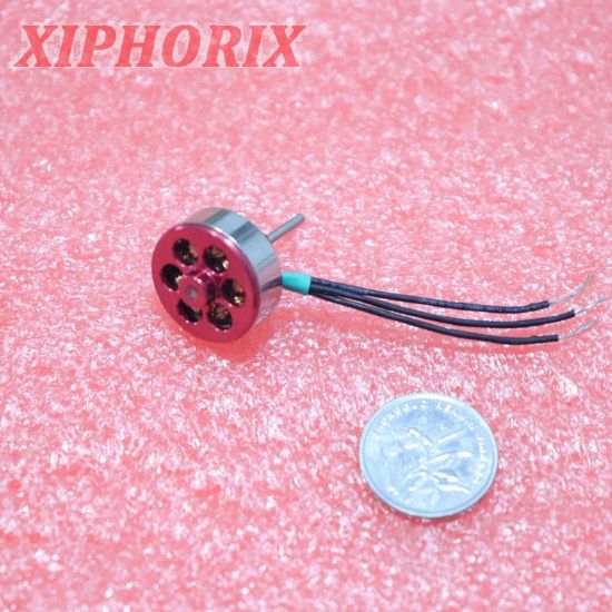 Picture of AEO micro outrunner brushless motor C10 8000KV
