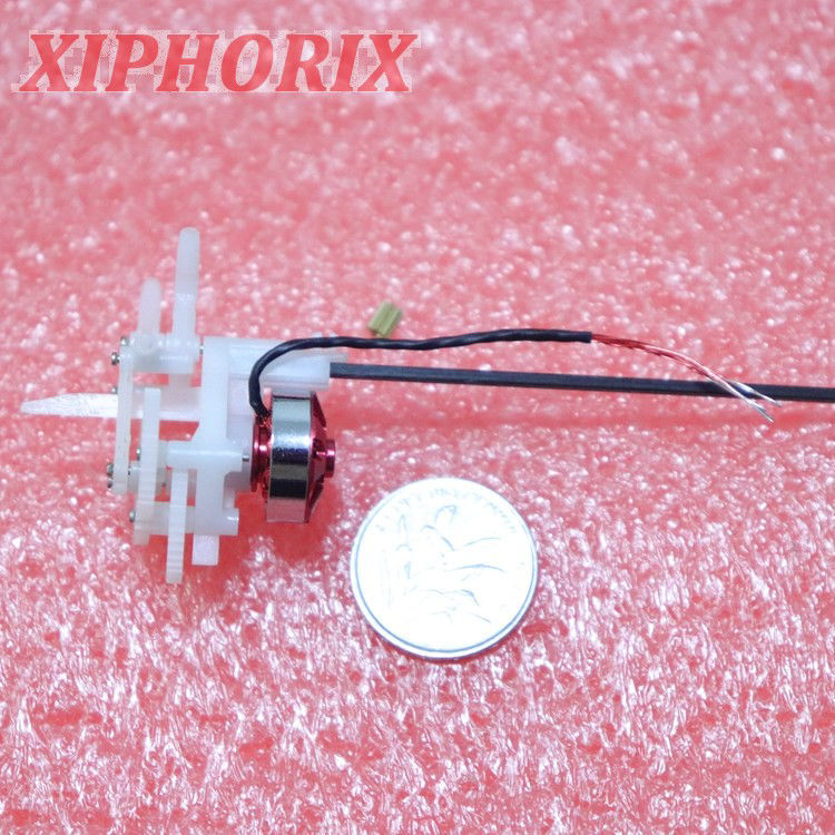 Picture of For 6mm Ornithopter gearbox, micro outrunner brushless motor OP03X 20000KV