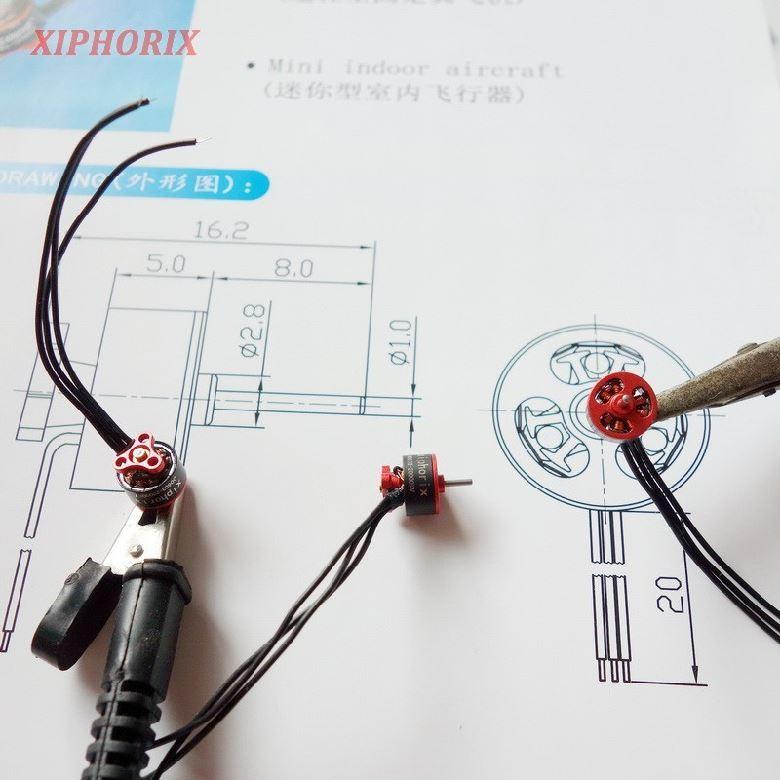 图片 1.6g微型外传子无刷电机马达 D0603 20000KV